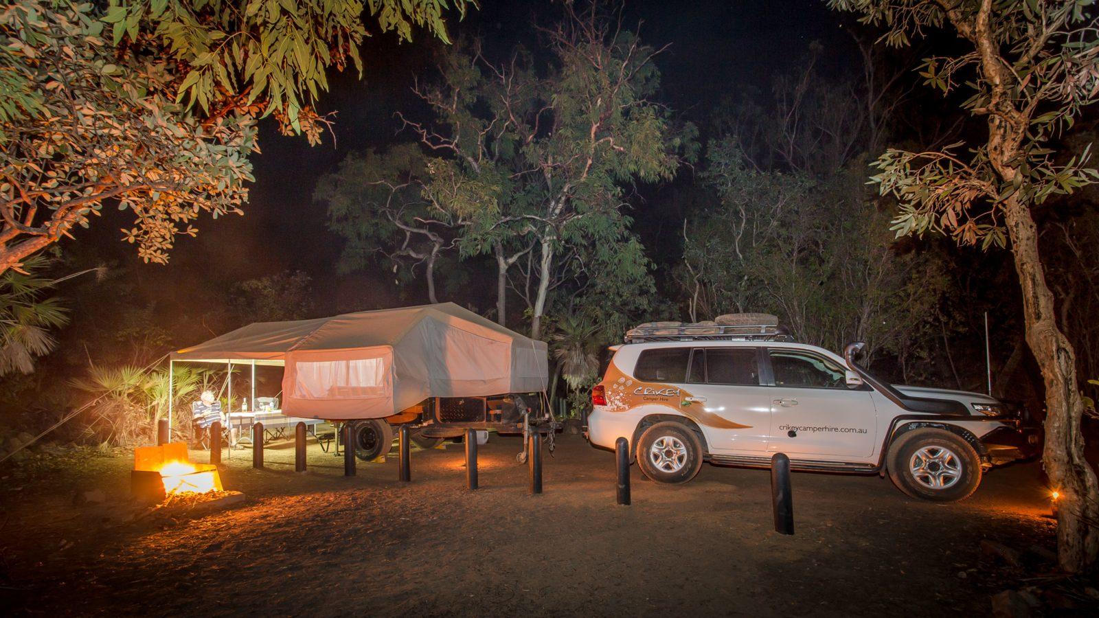 Crikey Camper Hire, Osborne Park, Western Australia