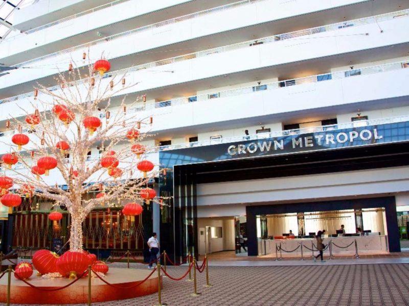 Crown Metropol Perth, Western Australia