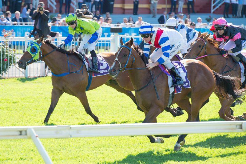 Crown Perth Winterbottom Stakes, Ascot, Western Australia