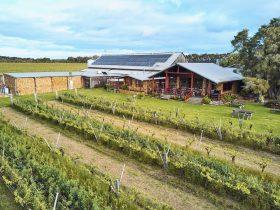 Cullen Wines, Wilyabrup, Western Australia