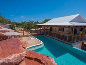 Cygnet Bay Pearl Farm, Broome, Western Australia