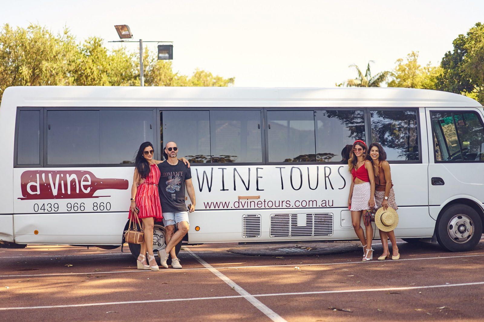 d'Vine Wine Tours, Duncraig, Western Australia