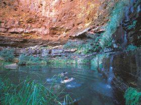 Dales Gorge and Circular Pool, Tom Price, Western Australia