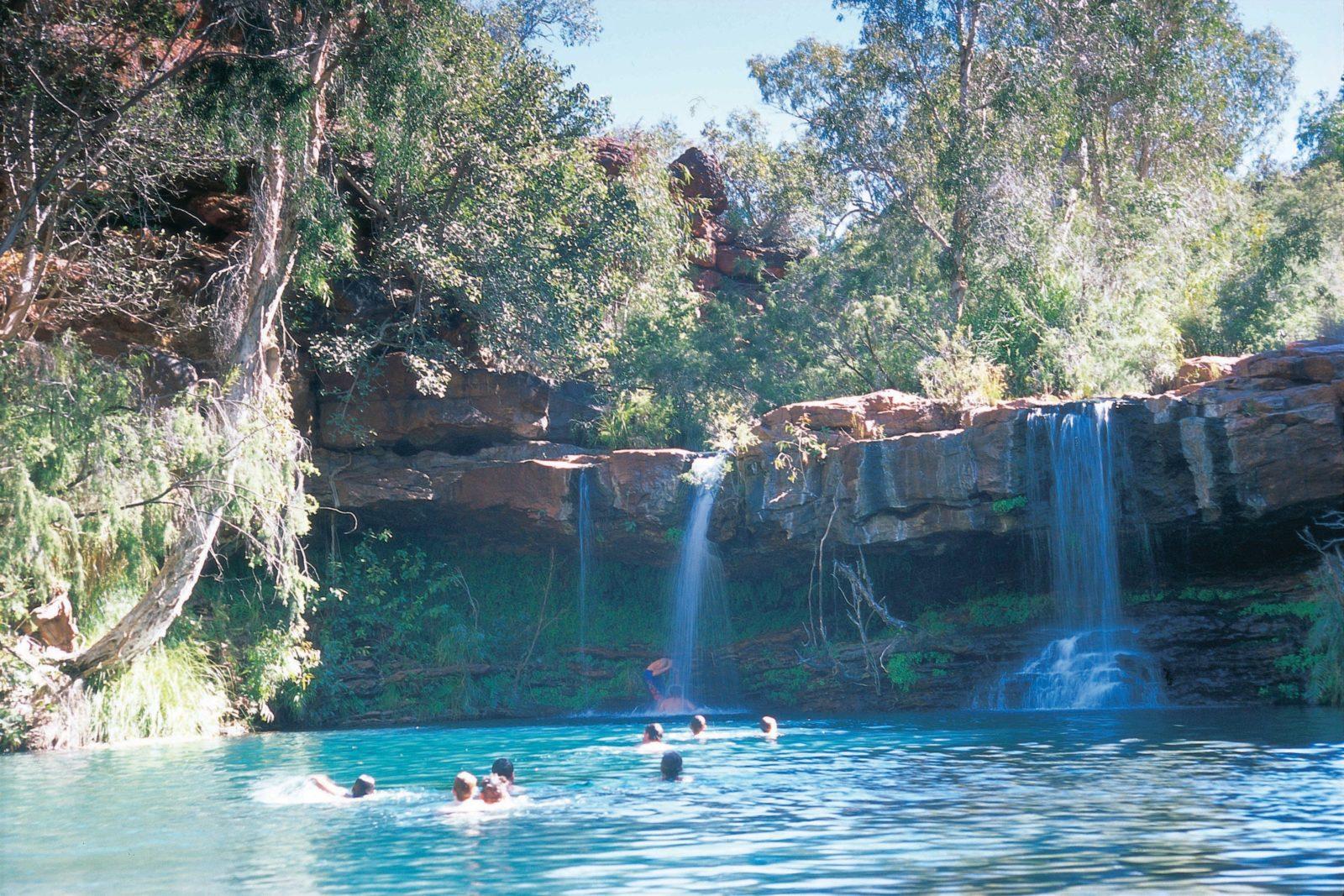 Dales Gorge Camp, Karijini National Park, Western Australia