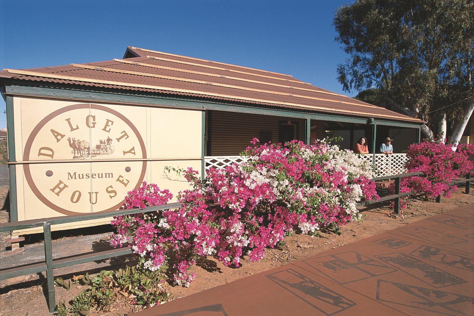 Dalgety House Museum, Port Hedland, Western Australia