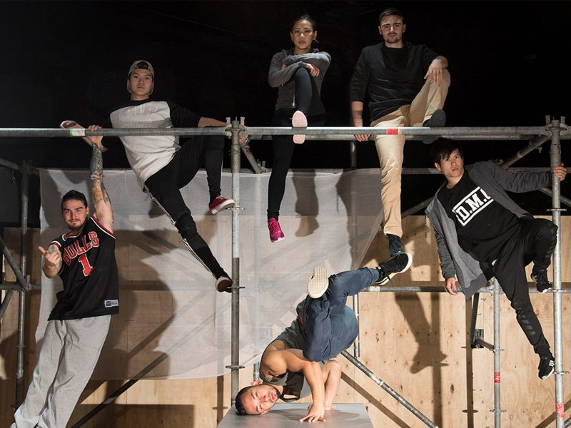 Dauntless Movement Crew: Jump First, Ask Later, Bunbury, Western Australia