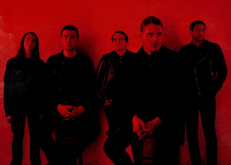 Deafheaven and Zeal and Ardor - Perth Festival, Perth, Western Australia