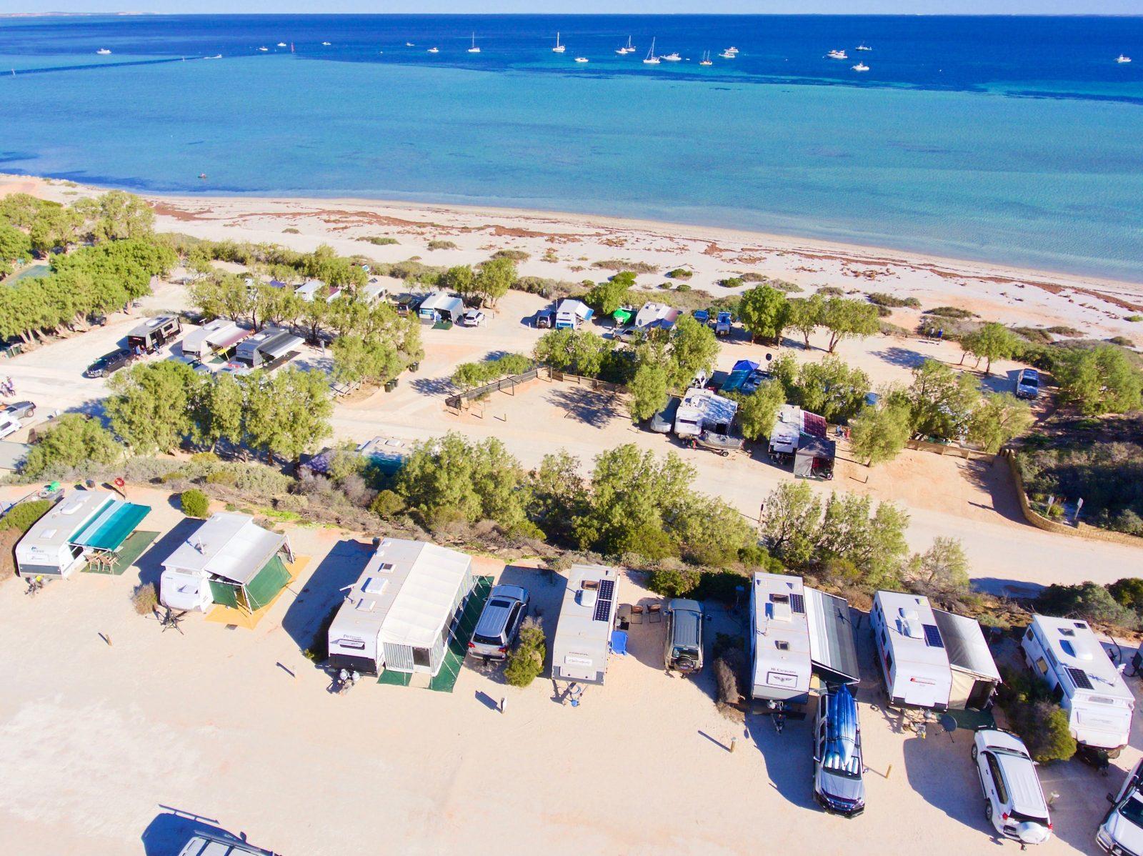 Denham Seaside Caravan Park, Denham, Western Australia