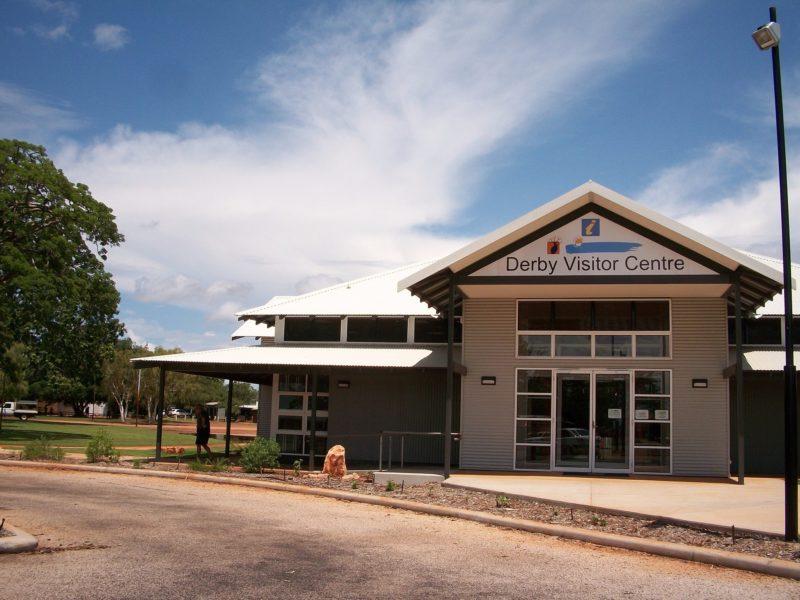Derby Visitor Centre, Derby, Western Australia