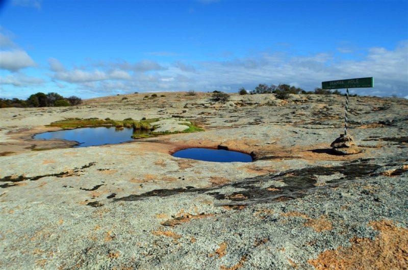 Dingo Rock, Wongan Hills, Western Australia