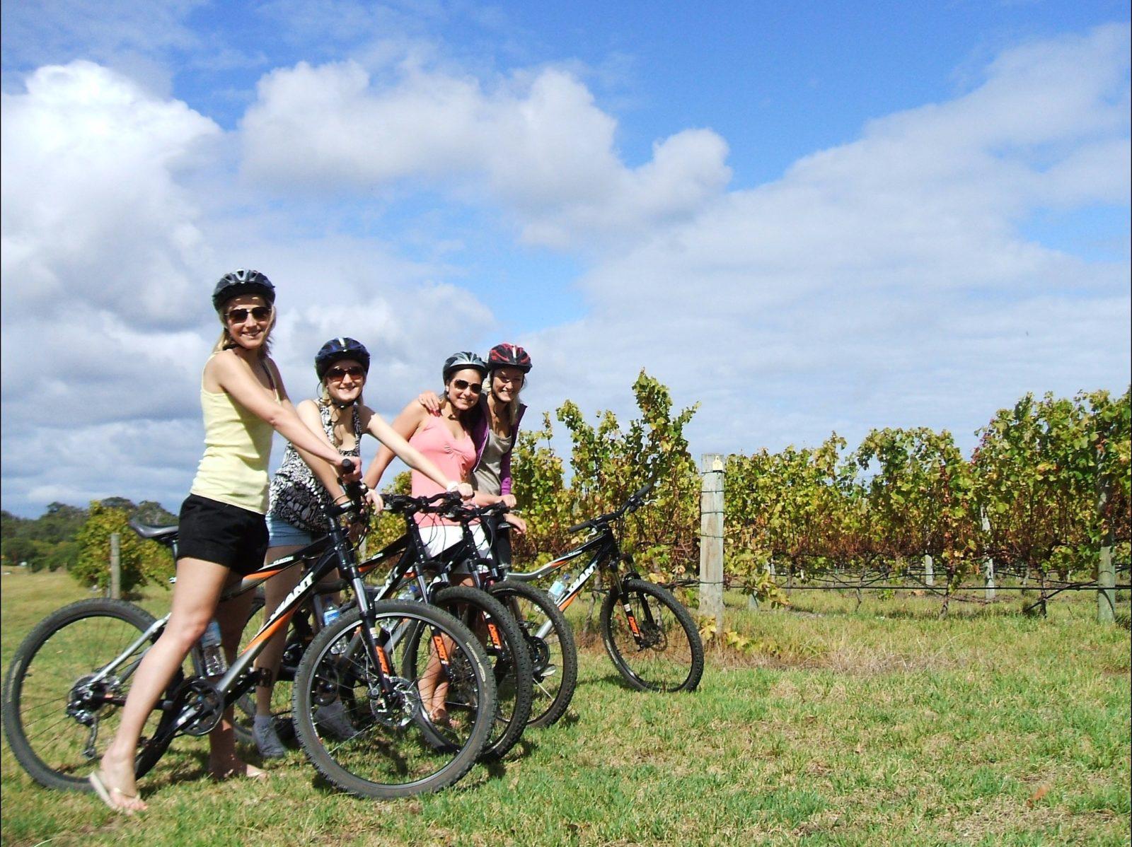 Dirty Detours Mountain Bike Adventures, Western Australia