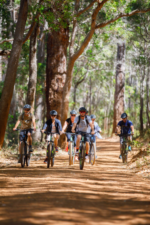 Dirty Detours Mountain Bike Adventures, Margaret River, Western Australia