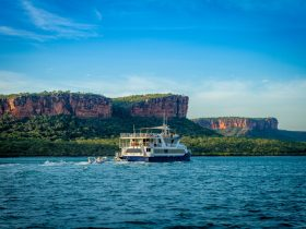 Discovery One Kimberley Cruises, Derby, Western Australia