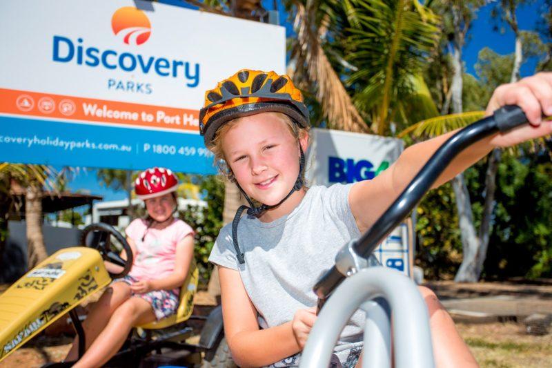 Discover Parks - Port Hedland, Western Australia