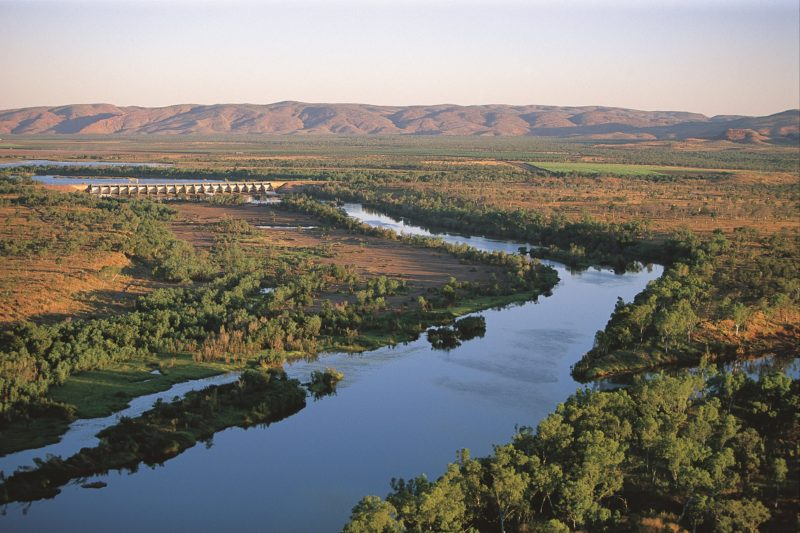 Diversion Dam, Kununurra, Western Australia