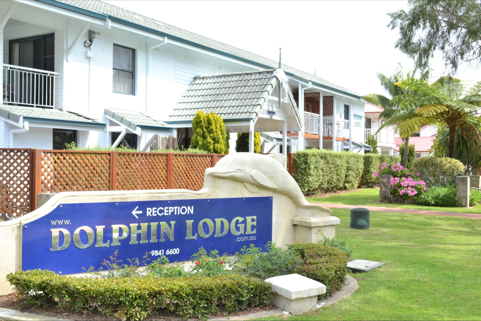 Dolphin Lodge Accommodation Middleton Beach Western
