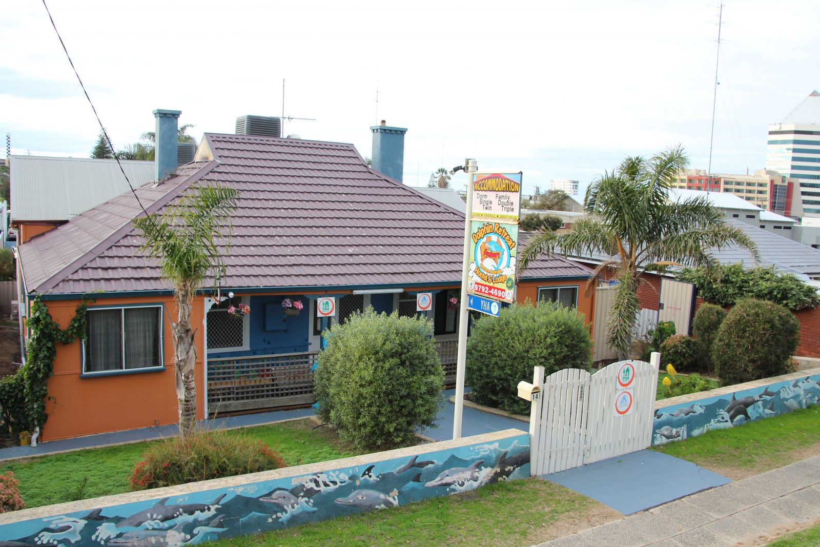 Dolphin Retreat Bunbury Hostel and Lodge, Bunbury, Western Australia