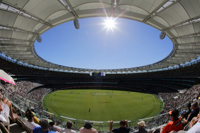 Domain Day-Night Test: Australia vs New Zealand, Burswood, Western Australia