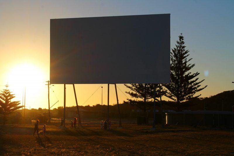 Dongara Denison Drive-In, Dongara, Western Australia