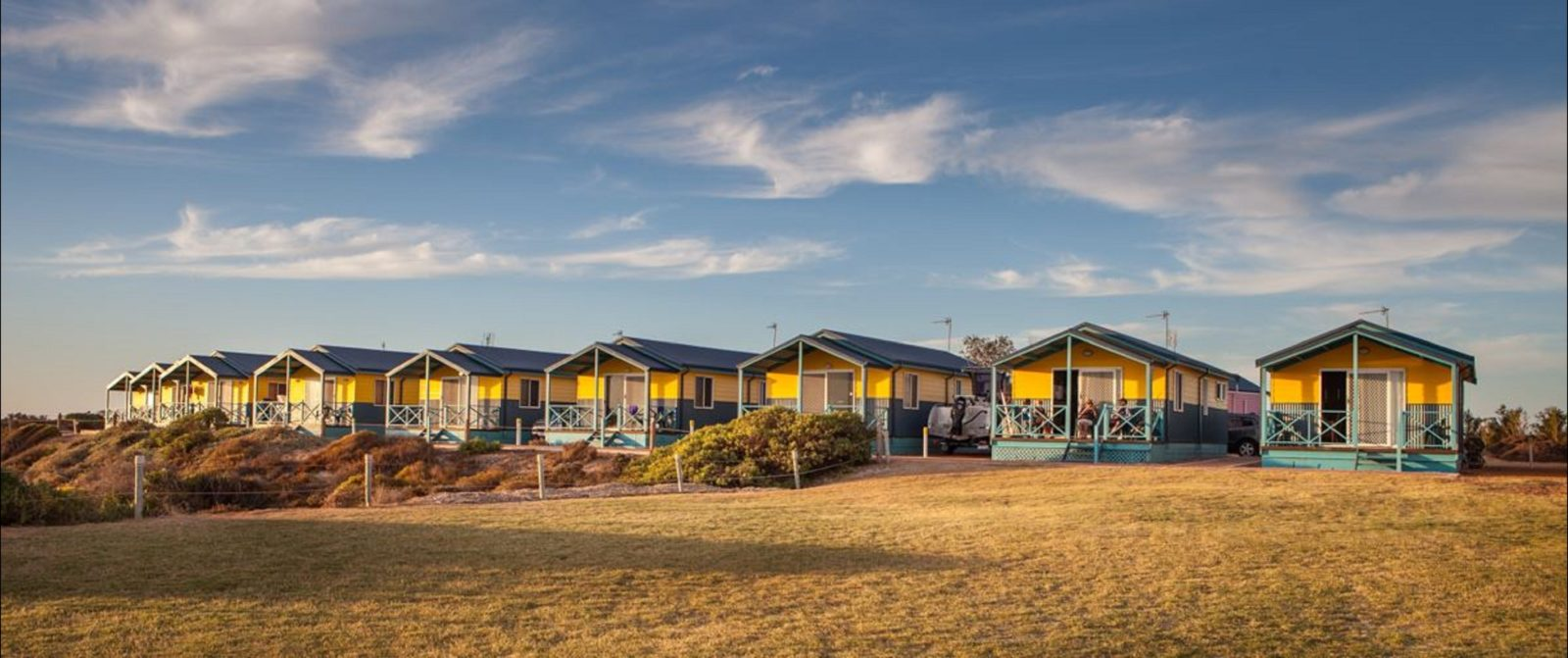Dongara Tourist Park, Port Denison, Western Australia