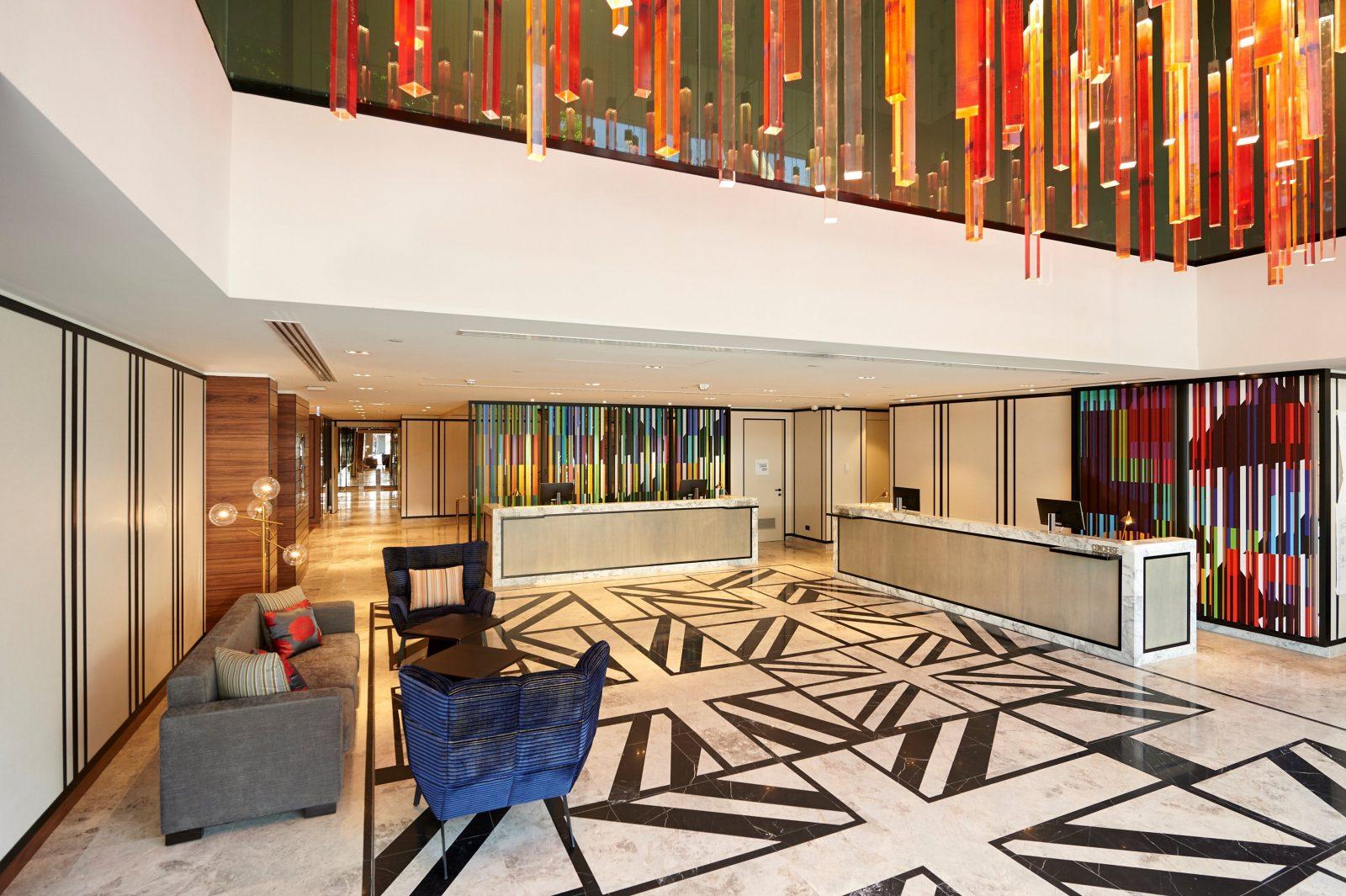 DoubleTree by Hilton Perth Northbridge, Northbridge, Western Australia