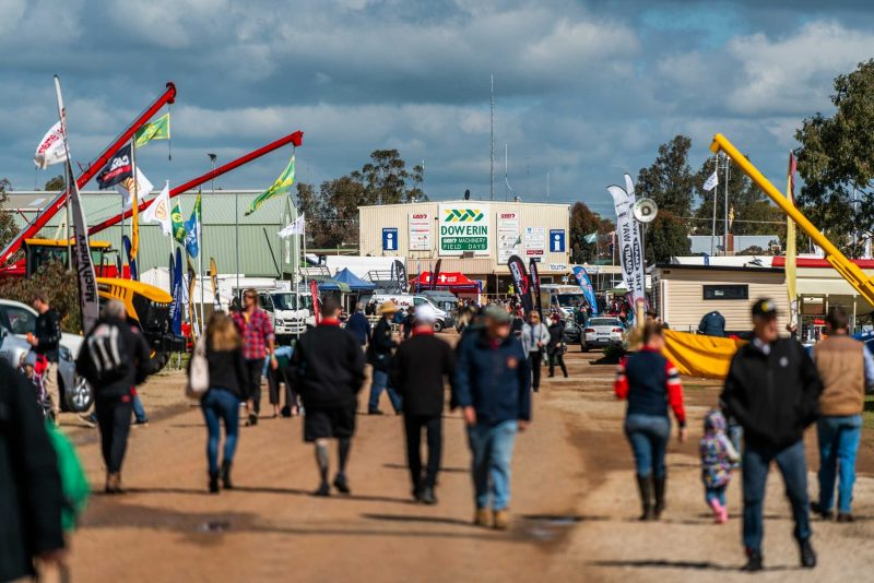 Dowerin Field Days, Dowerin, Western Australia
