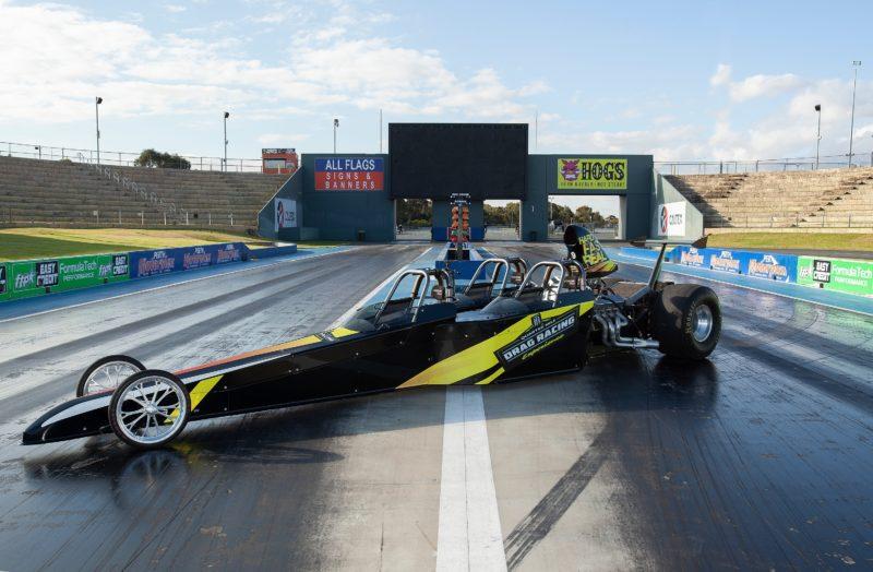 Drag Racing Experience, Kwinana, Western Australia