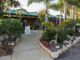 Drummond Cove Holiday Park, Geraldton, Western Australia
