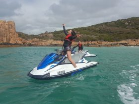 Dunsborough Jetski Tours, Dunsborough, Western Australia
