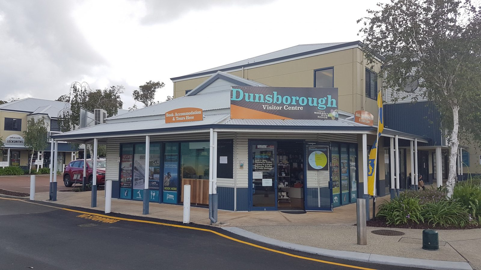 Dunsborough Visitor Centre, Dunsborough, Western Australia