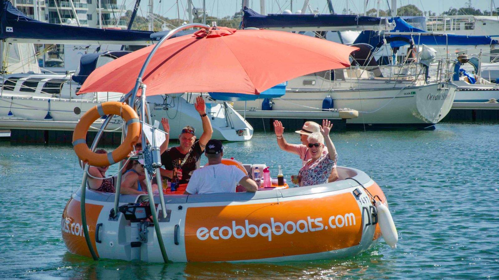 Eco BBQ Boats, Mandurah, Western Australia