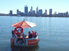 Eco BBQ Boats, Perth, Western Australia