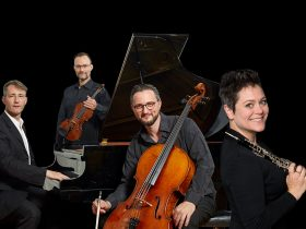 Eggner Trio and Diana Doherty, Perth, Western Australia