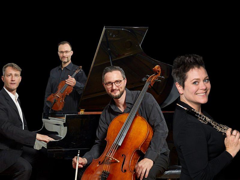Eggner Trio and Diana Doherty, Perth, Western Australia