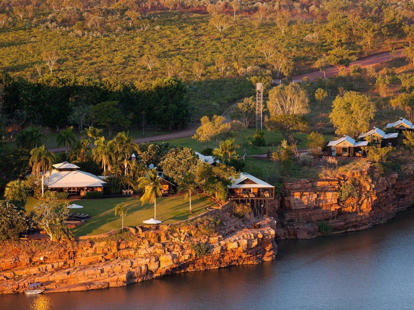El Questro Homestead, Kununurra, Western Australia