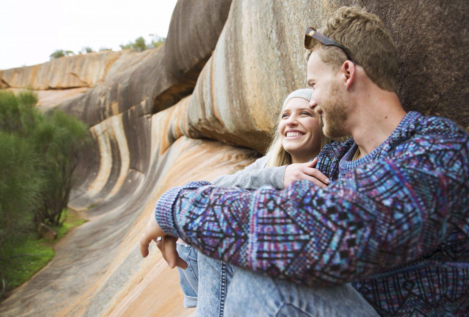 Elachbutting Rock, Westonia, Western Australia