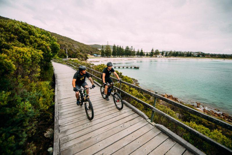 Ellen Cove Boardwalk, Albany, Western Australia