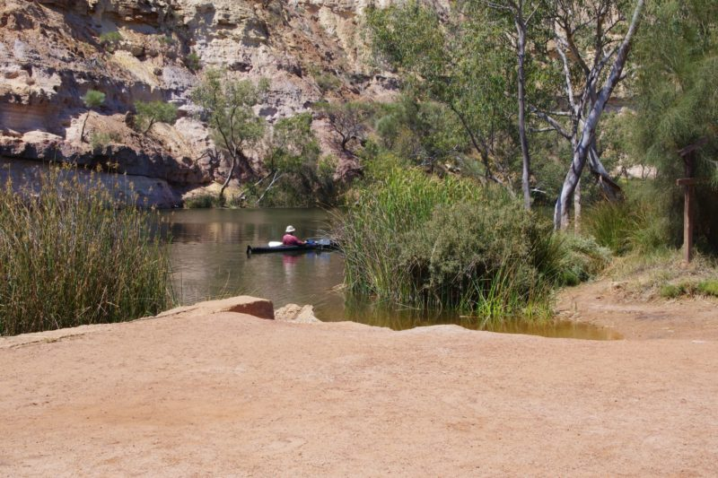 Ellendale Pool, Walkaway, Western Australia