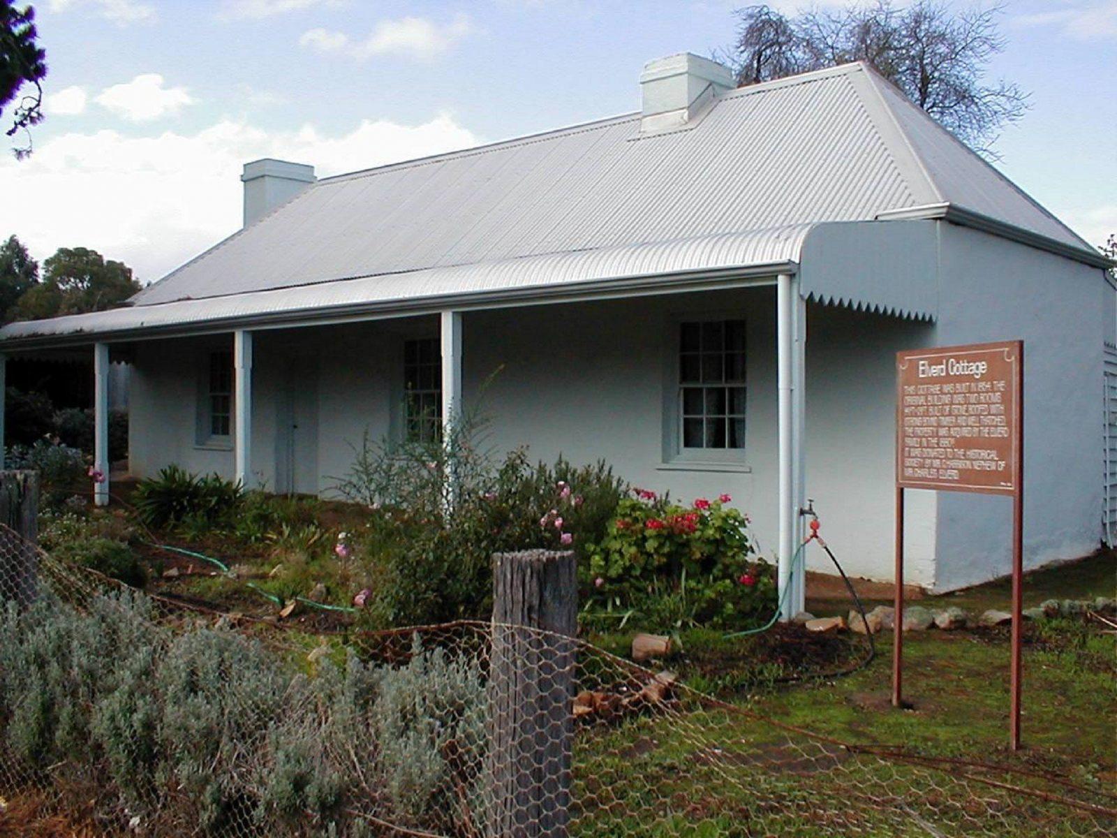 Elverd Cottage, Kojonup, Western Australia