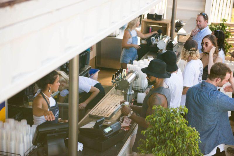 Embargo Bar Elizabeth Quay, Perth, Western Australia