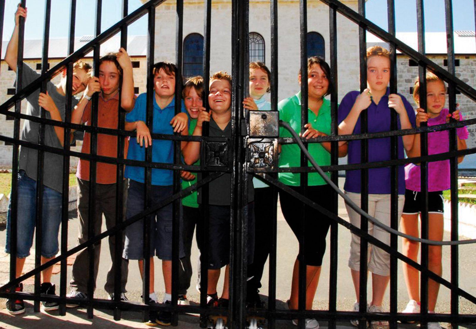 Escape! Tour, Fremantle, Western Australia