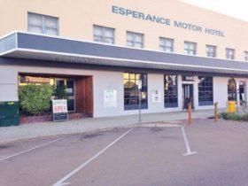 Esperance Motor Hotel, Esperance, Western Australia