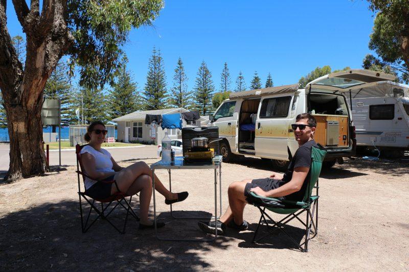 Esperance Seafront Caravan Park, Esperance, Western Australia