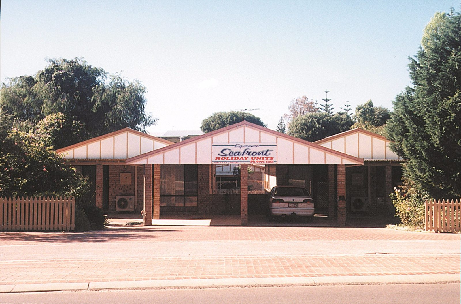 Esperance Seafront Holiday Units, Western Australia