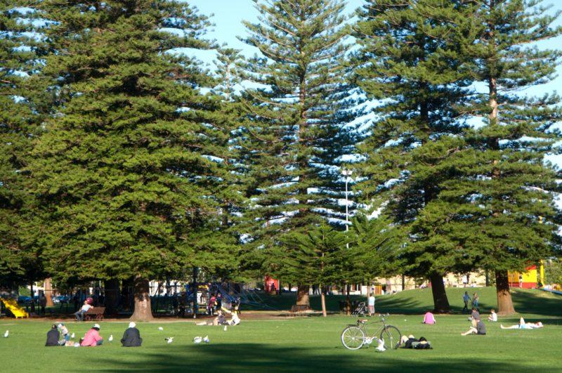 Esplanade Reserve, Fremantle, Western Australia