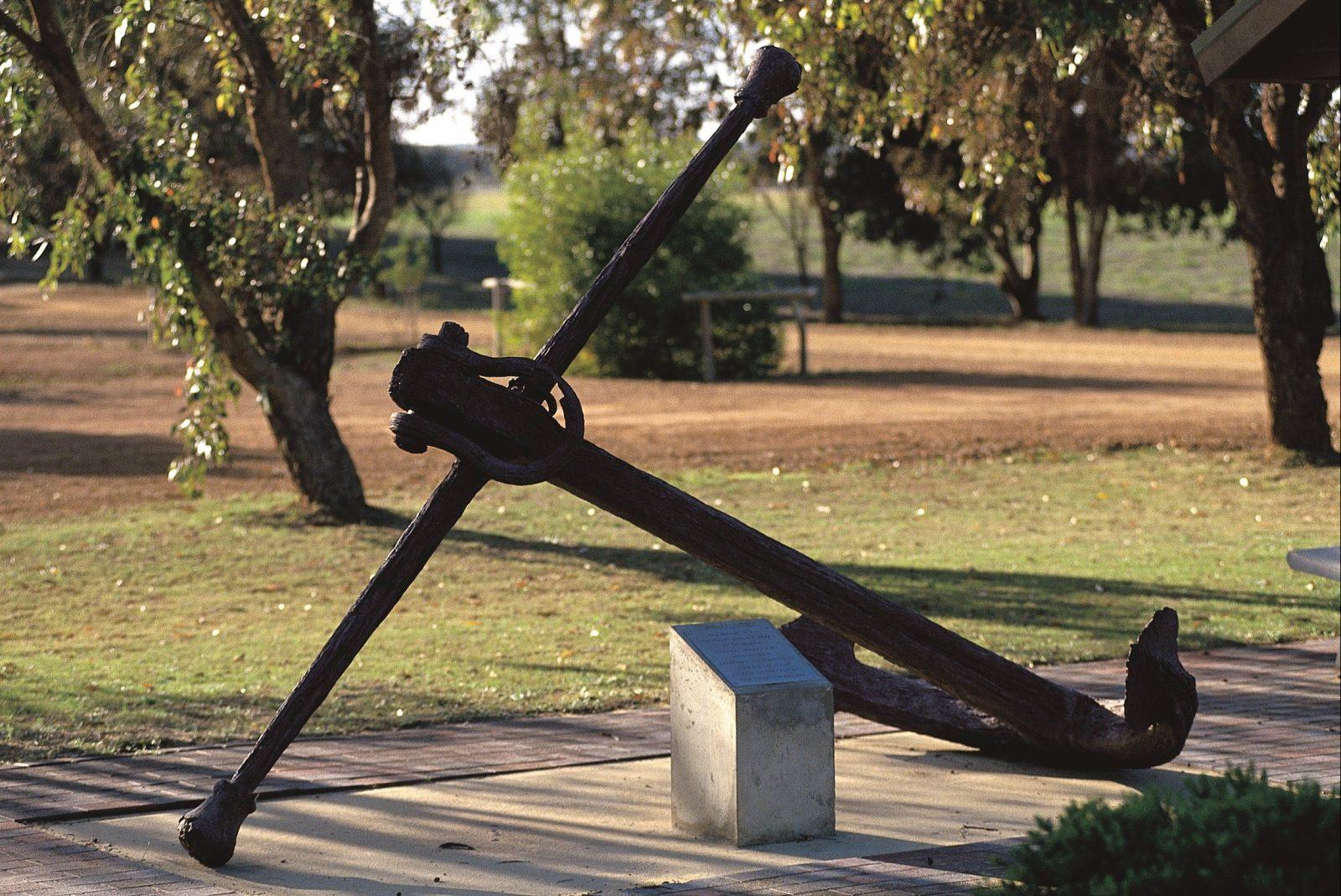 Europa Anchor, Cervantes, Western Australia