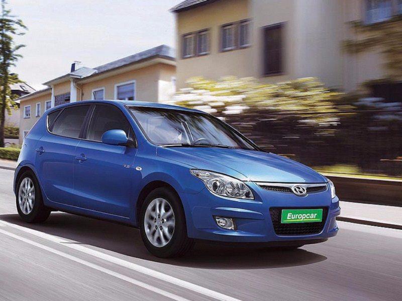 Europcar Car Hire, Port Hedland, Western Australia