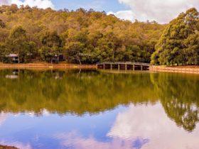 Evedon Park Bush Resort, Burekup, Western Australia