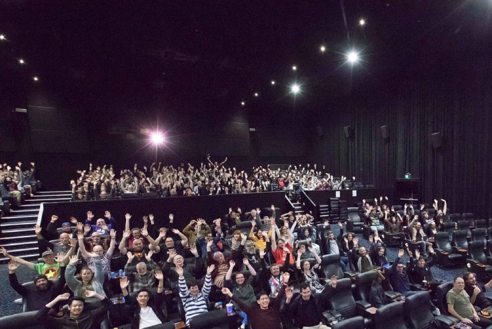 Event Cinemas, Innaloo, Western Australia