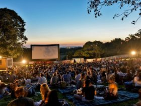 Event Cinemas - Moonlight Cinema Perth, Kings Park, Western Australia